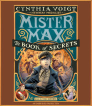 Mister Max: The Book of Secrets Cover