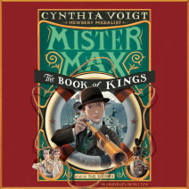Mister Max: The Book of Kings Cover