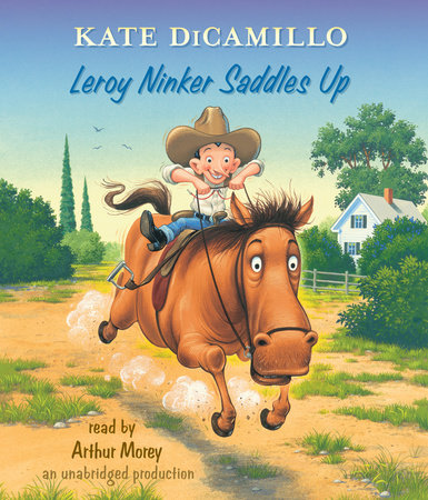 Leroy Ninker Saddles Up cover