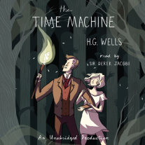 The Time Machine Cover