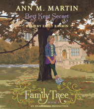 Family Tree Book Three Cover