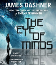 The Eye of Minds (The Mortality Doctrine, Book One) Cover