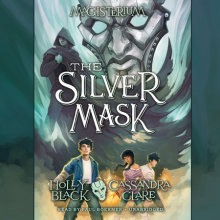 The Silver Mask Cover