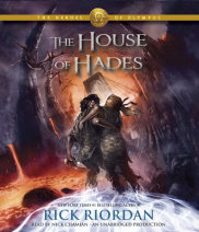 The Heroes of Olympus, Book Four: The House of Hades Cover