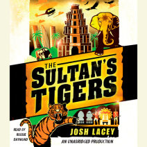 The Sultan's Tigers Cover