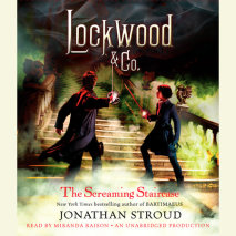 Lockwood & Co.: The Screaming Staircase Cover