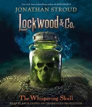 Lockwood & Co., Book 2: The Whispering Skull Cover