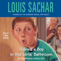 There's a Boy in the Girls' Bathroom Cover
