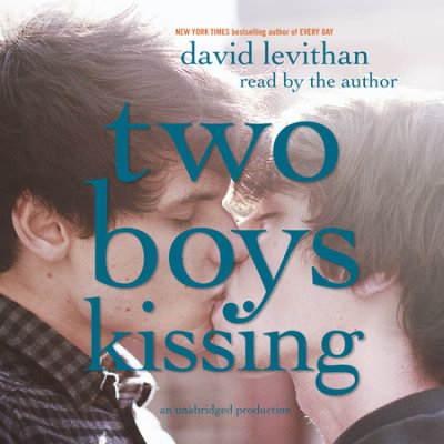 Two Boys Kissing cover
