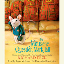 The Mouse with the Question Mark Tail Cover