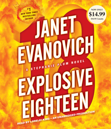 Explosive Eighteen cover