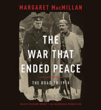 The War That Ended Peace Cover