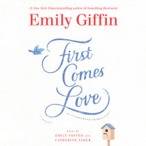 First Comes Love Cover