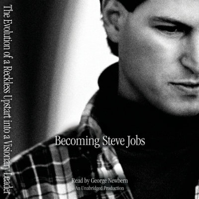 Becoming Steve Jobs cover
