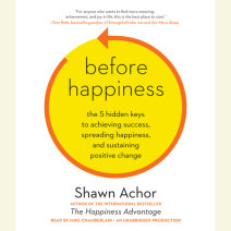 Before Happiness Cover