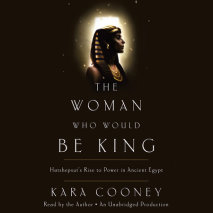 The Woman Who Would Be King Cover