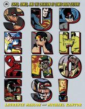 Superheroes! Cover