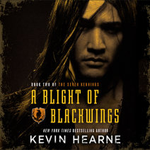 A Blight of Blackwings Cover