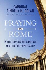 Praying in Rome