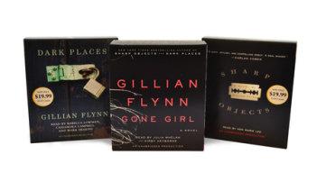 Gillian Flynn CD Audiobook Bundle Cover