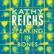 Speaking in Bones Cover