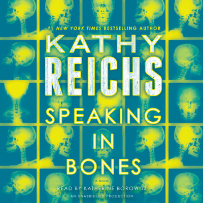 Speaking in Bones cover
