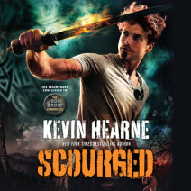 Scourged Cover