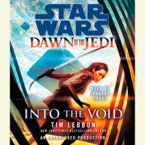 Into the Void: Star Wars Legends (Dawn of the Jedi) Cover