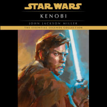 Kenobi: Star Wars Legends Cover