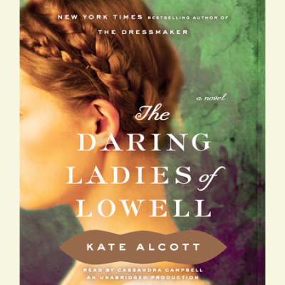 The Daring Ladies of Lowell cover