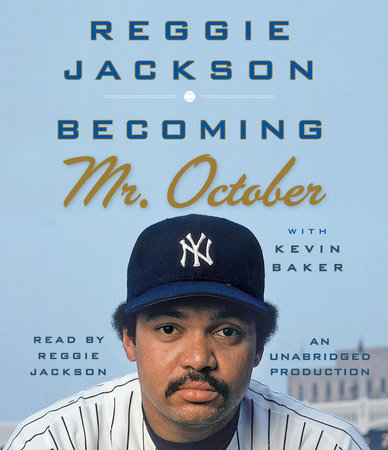 Becoming Mr. October cover
