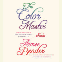 The Color Master Cover