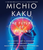 The Future of the Mind Cover