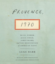 Provence, 1970 Cover