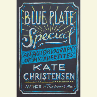 Blue Plate Special cover