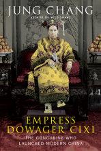 Empress Dowager Cixi Cover