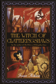 The Witch of Clatteringshaws