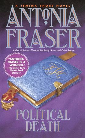 POLITICAL DEATH by Antonia Fraser