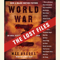 World War Z: The Lost Files Cover