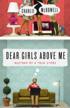Dear Girls Above Me Cover