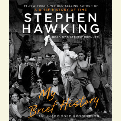 My Brief History cover