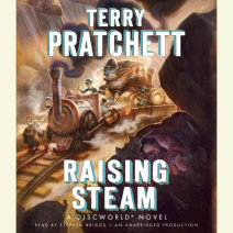 Raising Steam Cover