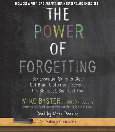 The Power of Forgetting cover