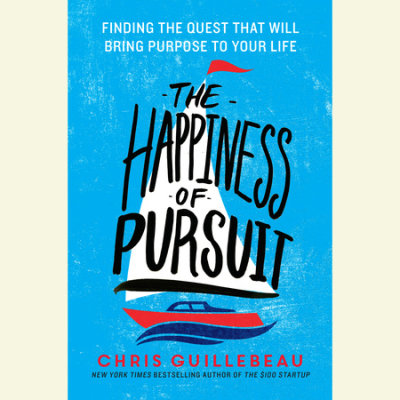 The Happiness of Pursuit cover