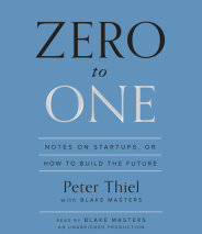 Zero to One Cover