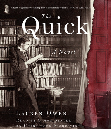 The Quick cover