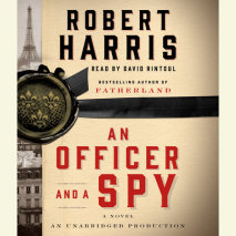 An Officer and a Spy Cover