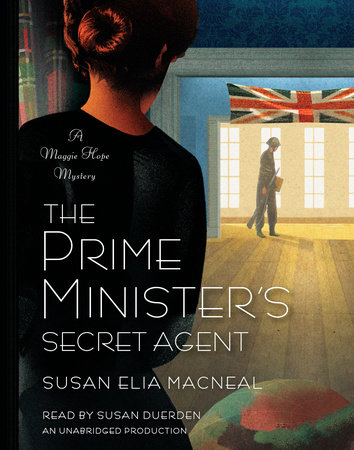 The Prime Minister's Secret Agent cover