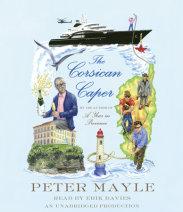 The Corsican Caper Cover
