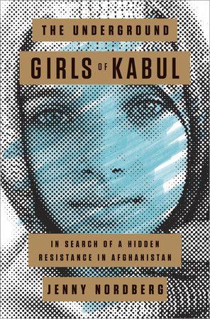 The Underground Girls of Kabul cover